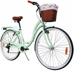 Női kerékpár 28-as méret, 6...