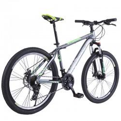 """Phoenix MTB kerékpár, 26"""" alumínium keret, 26 hüvelykes kerekek, 21 sebesség, Shimano váltó, villás felfüggesztés, tárcsafékek"""