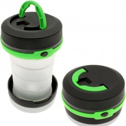 ProCart® lámpa, kemping  használat, zöld