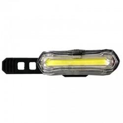 ProCart® LED kerékpár fényszóró, újratölthető USB 600 mAh, 4 megvilágítási mód, IPX4
