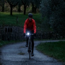 ProCart® Kerékpár biztonsági lámpa, fehér LED, CR2032 elem