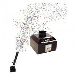 ProCart® Elektromos indító konfetti ágyúhoz, távirányító, hálózati tápegység