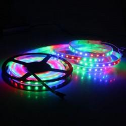 LVT autó LED-szalag, RGB, 12V, hossza 5 m, 14,4 W / m, IP65