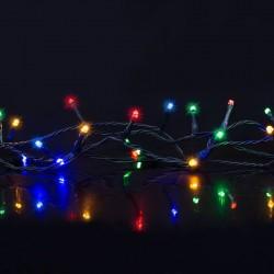 ISparkle intelligens karácsonyi világító rendszer, 198 RGB Wi-Fi LED-del, okostelefon-vezérlés, hossza 19,8 m, beltéri / kültéri