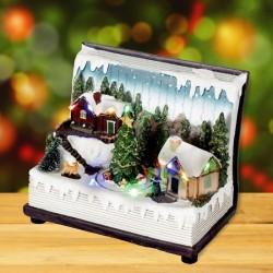 Home Karácsonyi jelenet...