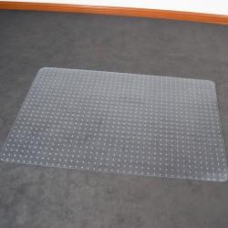 ProCart® szőnyegvédő székalátét, 100x140, vastagság 2 mm, matt, PVC