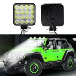 LVT offroad autó LED-es...
