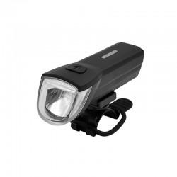 ProCart® Cree LED kerékpár lámpa, újratölthető USB 1300 mAh, 110 lm, IPX4