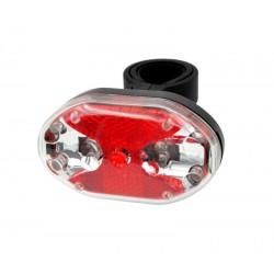ProCart® LED kerékpár hátsó...