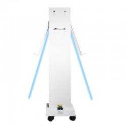 ProCart® UVC baktériumölő lámpa, 300W, hordozható, időzítő, távirányító, 360 fokos sterilizálás