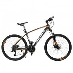 Phoenix MTB kerékpár, 26 hüvelykes kerekek, 27 S-RIDE sebesség, tárcsafékek, felfüggesztések