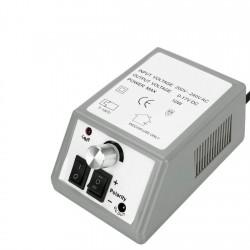 ProCart® Elektromos körömreszelő 20 000 / perc, 20W, professzionális manikűr, 6 csiszolófej, kettős irány