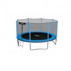 ProCart® Gyermek trambulin, átmérője 366 cm, 4 dupla láb, magas háló, terhelés 150kg