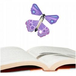MT Malatec 3D repülő pillangók, többszínű, 3 részes készlet, 12x12 cm, dekorációs kiegészítő