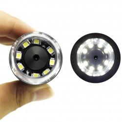 MT MALATEC hordozható digitális mikroszkóp, 1600x, USB, fotó-videó, 8 LED, 5x digitális zoom