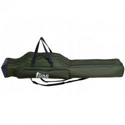 ProCart® Horgászbot tok, 3 rekesz, 2 zseb, állítható hevederek