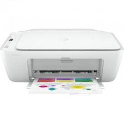 HP Deskjet 2724 multifunkciós nyomtató, A4 formátum, kétsávos Wi-Fi, USB, LCD kijelző