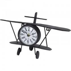 Repülőgép alakú óra, retro,...