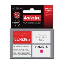 Cartus compatibil AC-CLI-526M magenta Canon CLI526M