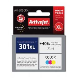 Cartus compatibil AC-HP-301XL color HP CH564EE