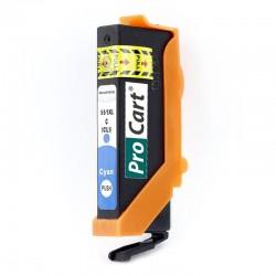 Cartus compatibil CLI-551XL Cyan pentru imprimante Canon