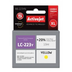 Cartus LC223 Yellow compatibil Brother