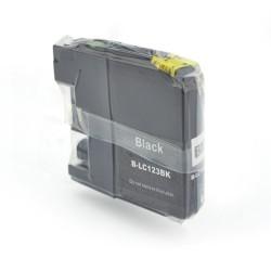 Cartus compatibil LC123BK black pentru Brother