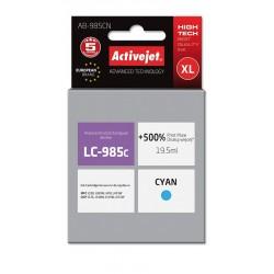Cartu compatibil pentru Brother LC 985C cyan