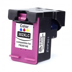 Cartus compatibil HP302XL Color