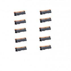 Set 10 tonere compatibile vrac TN2330 pentru Brother