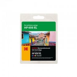 Cartus inkjet original Kodak, compatibil cu HP 350 XL, Black, 18 ml, Premium Kodak