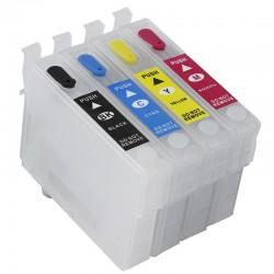 Cartuse pentru reincarcabile Epson T1251, T1252, T1253, T1254